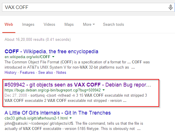 git_vax_search